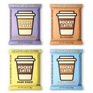 Pocket Latte Chocolate Bars | Pocket Latte