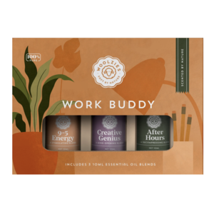 Woolzie Essential Oil Collection | Work Buddy