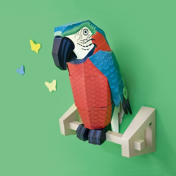 3D Parrot | Create Your Own