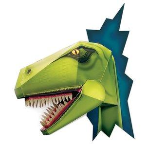 Clockwork Soldier 3D Trophy Head | T-Rex