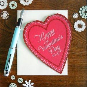 Favorite Design Card | Valentine Heart