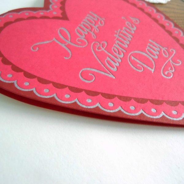 Card   Valentine Heart