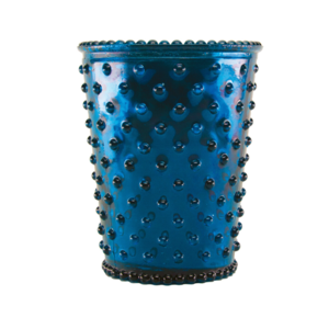Simpatico Candle   Hobnail Winter Frost