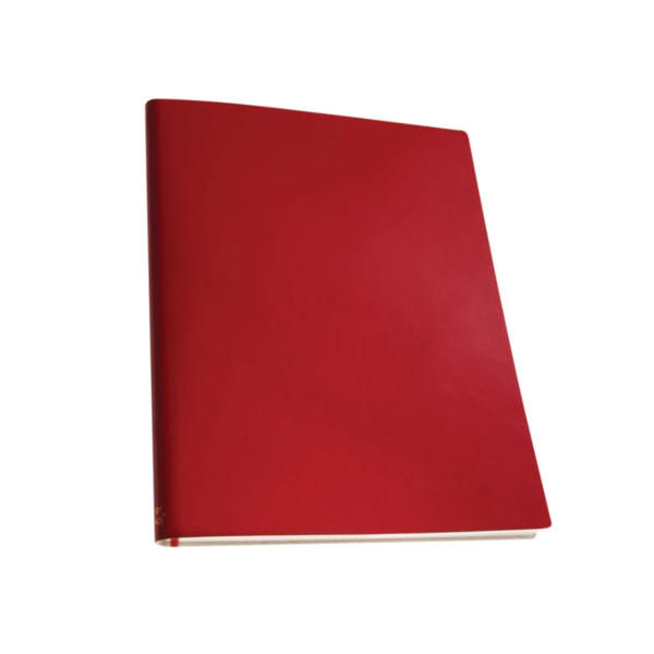 Paper Thinks Notebook | Recycled Leather XL Ruled