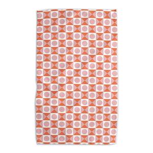 Geometry House Tea Towel | Microfiber | Cross Your Heart