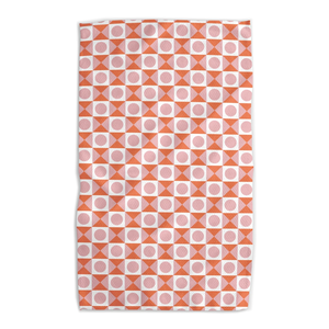 Tea Towel | Microfiber | Cross Your Heart