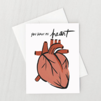 Card | Have My Heart