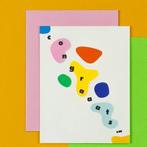 Card | Congraaats!
