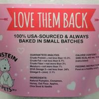 Dog Treats | Be My Valentine | 2oz