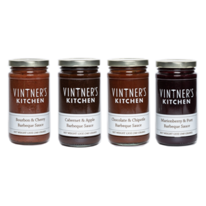 Vintner's Kitchen BBQ Sauce | Variety