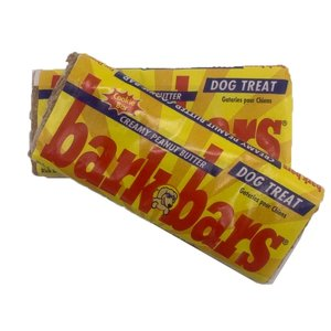 Pet Snax Dog Treats   Bark Bars   Assorted Flavors
