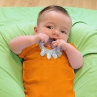 Cooling Teether   2-Pack   Blue/Green
