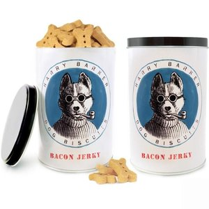 Dog Biscuit Tin | Salty Dog