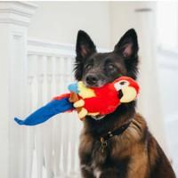 P.L.A.Y. Dog Plush Toy   Birds of Pawadise