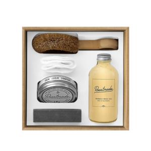 Roostmade Co. Cutting Board Care Set | Organic