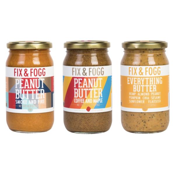 Peanut Butter | Fix & Fogg