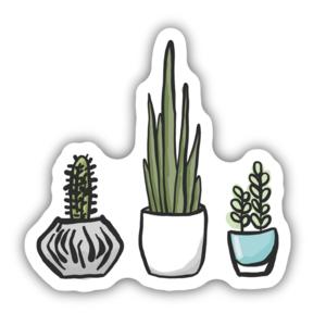 Stickers Northwest Sticker | Potted Plants
