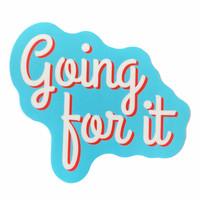 Stickers Northwest Sticker | Going for it