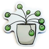 Stickers Northwest Sticker | Pilea Plant