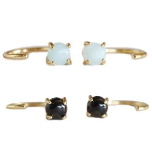 JaxKelly Earrings | Huggies