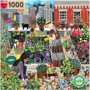 Puzzle | 1000pc | Urban Gardening