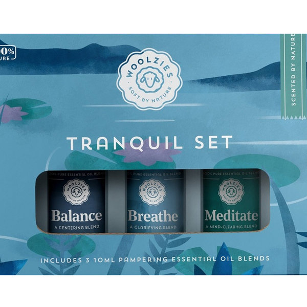 Woolzie Essential Oil Collection | Tranquil