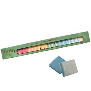Spokandy Chocolatier Pastel Mints   Tube Box
