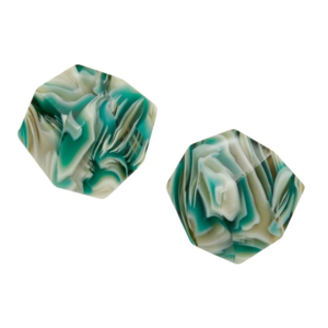 Earrings | Sculpture Studs | Stromanthe
