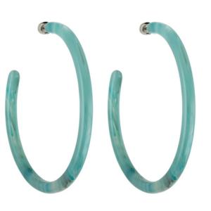 MACHETE Earrings | Large Hoops