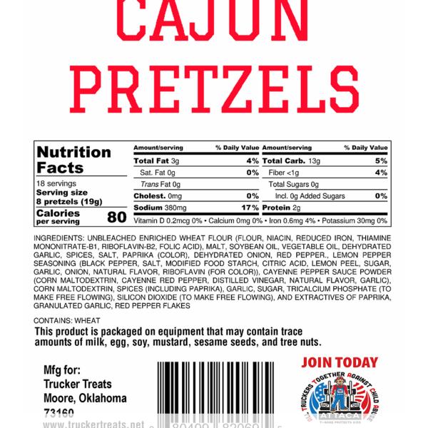Pretzels | Trucker Treats