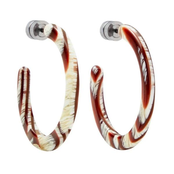 MACHETE Earrings | Mini Hoops