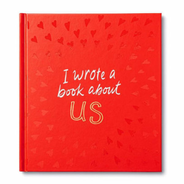 Compendium Book   I Wrote a Book About Us