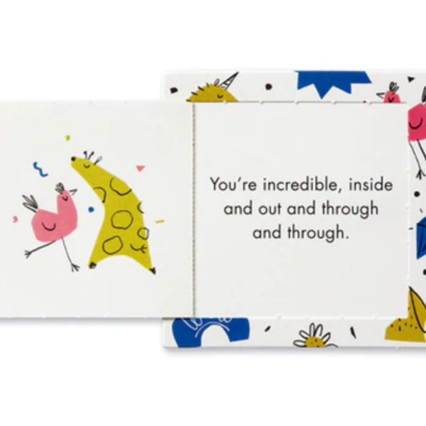 Compendium Kid's Affirmations | You're Incredible