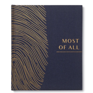 Book   Most of All