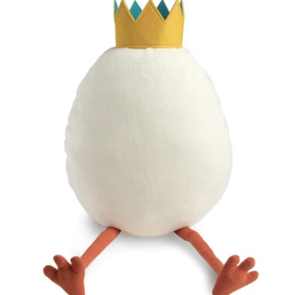 Big Idea Plush Egg | Large