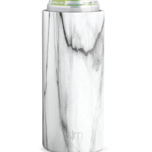 Simple Modern Cooler | Ranger Slim Can | Carrara Marble