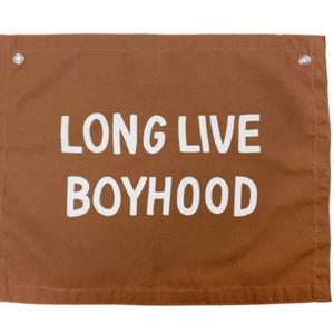 Imani Collective Banner | Long Live Boyhood