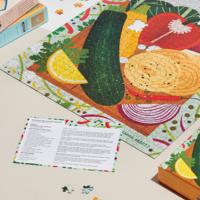 Seltzer Goods Puzzle | 1000pc | Veggie Recipe