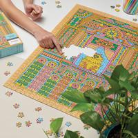 Seltzer Goods Puzzle | 1000pc | House Cat