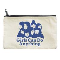 Seltzer Goods Pouch   Girls Can