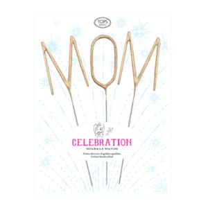 Tops Malibu Big Sparkler Wand Set | Gold MOM