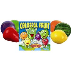 Nassau-Hobbs & Dobbs Gum Ball | Mega Fruit