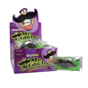 Candy | Wax Mustache | Grape