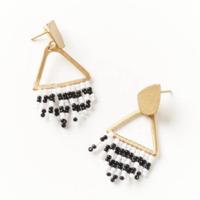 Matr Boomie Earrings | Beaded Kalapriya
