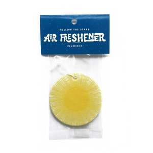 THREE potato FOUR Air Freshener | Sun