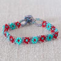 Lucia's Imports Kid's Bracelet | Flower
