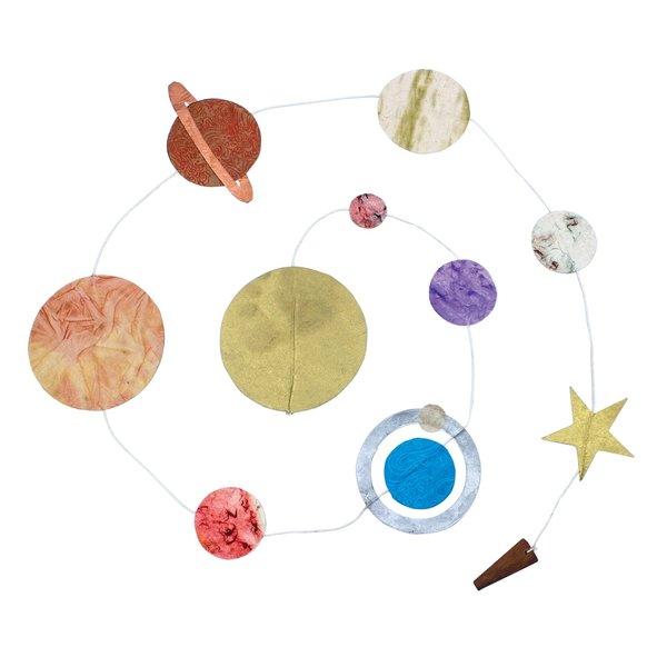 Garland | Solar System