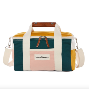 Premium Cooler Bag | 70s Panel Cinque