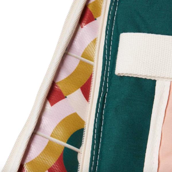 Premium Cooler Bag | 70s Panel Cinque