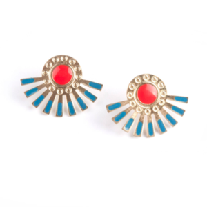 Earrings | Helios Studs